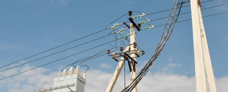Подключение дома к электрическим сетям