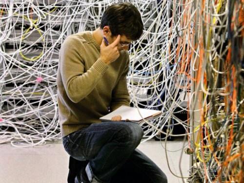 Монтаж кабельных систем