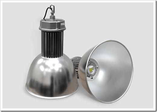 Что такое светодиодный светильник?