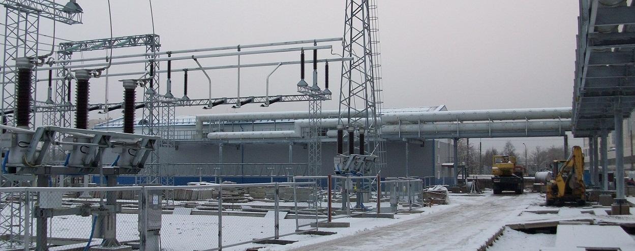 Комплектные токопроводы пофазно-экранированные