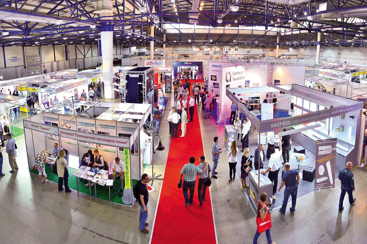 Выставка LED EXPO