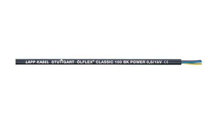 OLFLEX® CLASSIC 100 BK 0,6/1 kV
