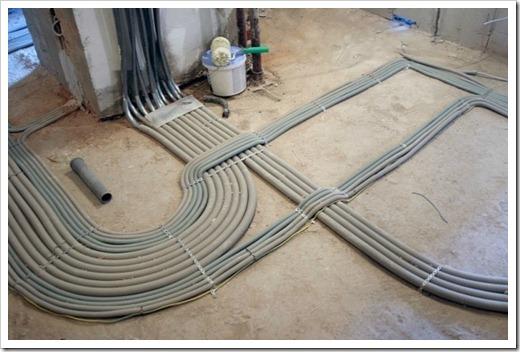Как сделать электрику в квартире?
