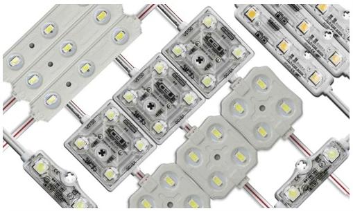 Светодиодные модули (кластеры), сфера применения и преимущества