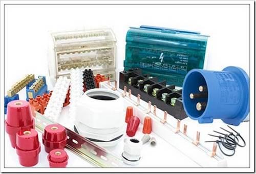 Какие существуют изделия для электромонтажных работ?